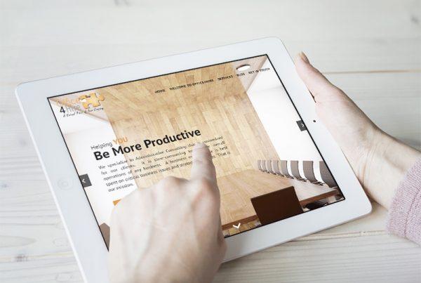 Office4Hire website design