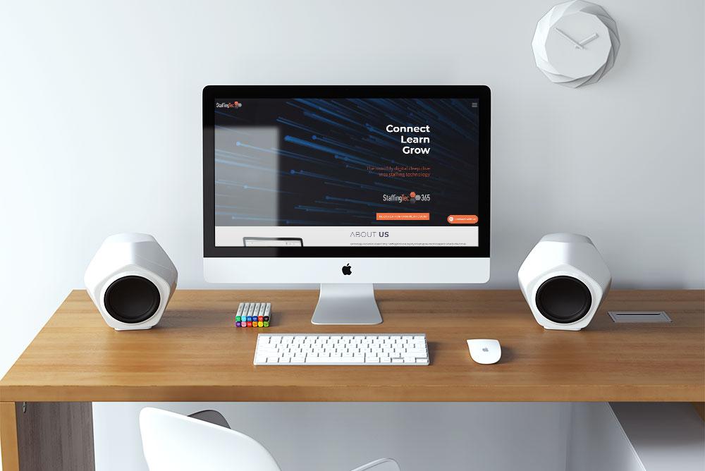Staffing Technology Website