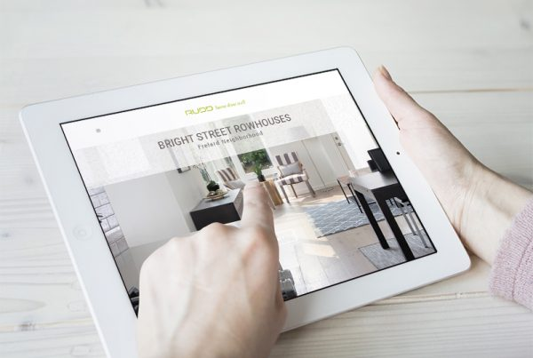 Rudd Development website design