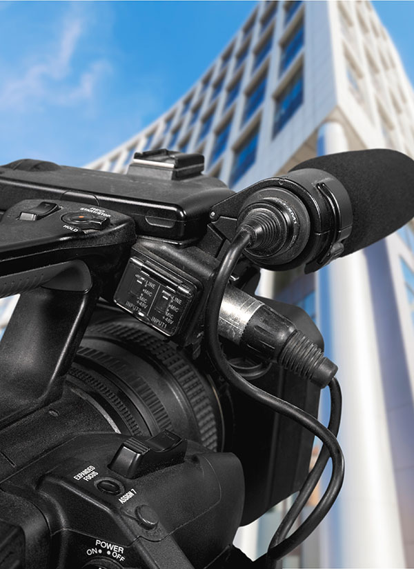 Video production website design