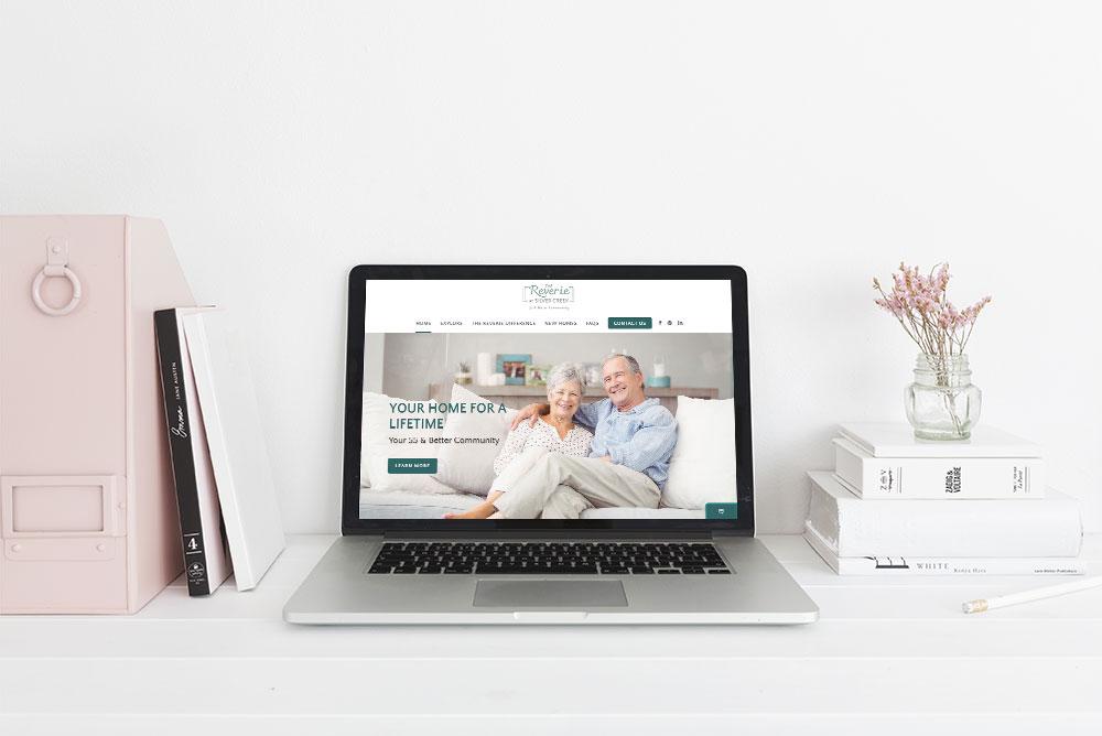 Senior Housing Website Design